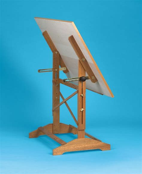 Building A Drafting Table Alvin Drafting Table Pavillon Wood Table With Natur 31x42 Top