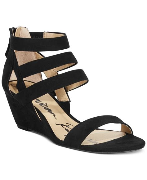 demi wedge sandals american rag casen demi wedge sandals only at macy s in