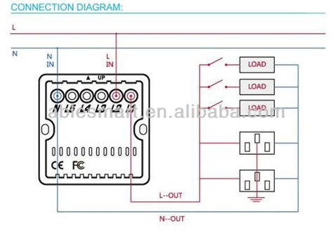 hotel switch wiring diagram networking cable wiring