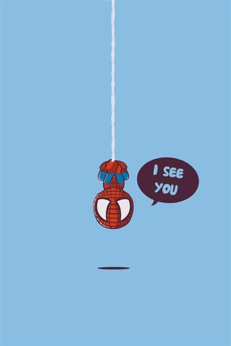 baby spiderman fond decran telephone fond iphone fond