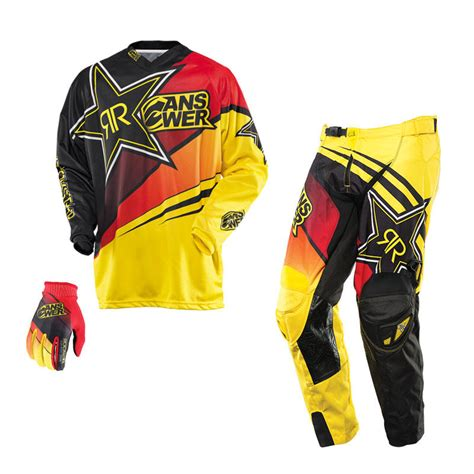 rockstar motocross gear answer 2014 rockstar jersey pant gear combo bto sports
