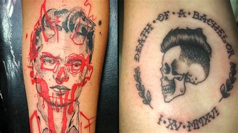 panic at the disco tattoos 14 panic at the disco tattoos that ll give you major