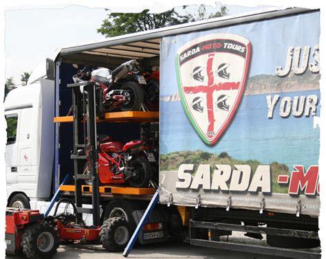 Motorrad Transport Frankfurt by Motorradtransporte Sarda Moto Tours