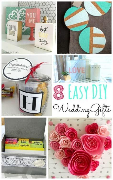 8 easy diy wedding gift ideas ebay