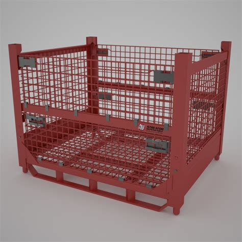 wire containers industrial wire baskets mesh storage bins