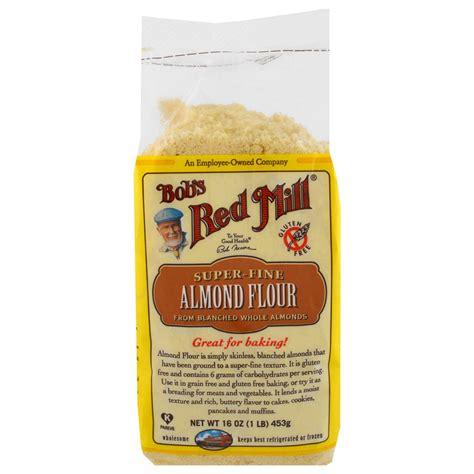 Bob S Mill Almond Flour Gluten Free Tepung Almond bob s mill almond flour gluten free 16 oz 453 g iherb