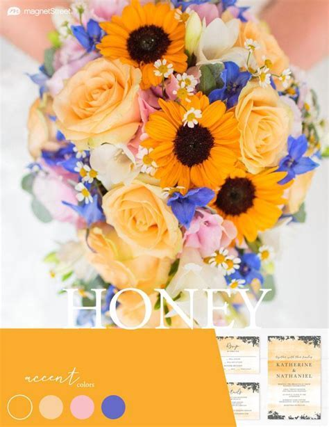 Wedding Colours For Spring 2019   Best Wedding Ampleimage.co
