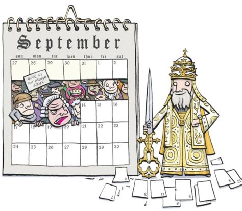 What Is Calendar What Was S Reaction To The Introduction Of The