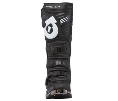 661 motocross boots sixsixone 661 flight boot black motocross road dirt