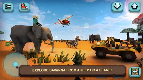 safari jeep craft savanna safari craft animals android apps on play