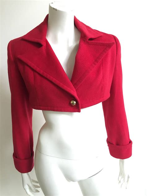 Cropped Jackets On Sale At Delias by 1988 Cropped Jacket Size 6 For
