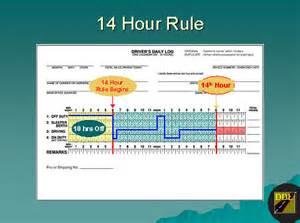 14 hours rule
