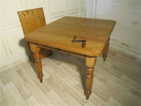 Pine Extending Dining Table Pine Extending Dining Table 230765 Sellingantiques Co Uk