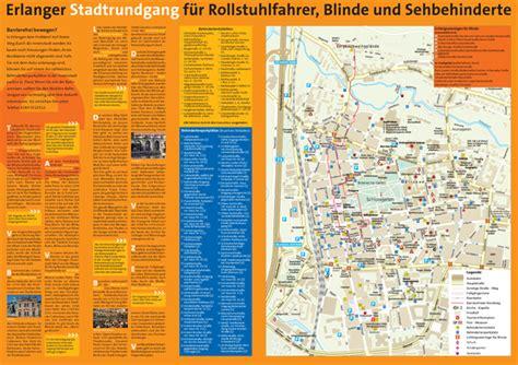 map of erlangen germany erlangen tourist map erlangen germany mappery