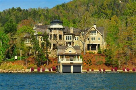 nick saban house lake burton photos nick saban s 11 million georgia lake house