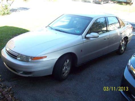 2002 saturn 2 door purchase used 2002 saturn l200 base sedan 4 door 2 2l in