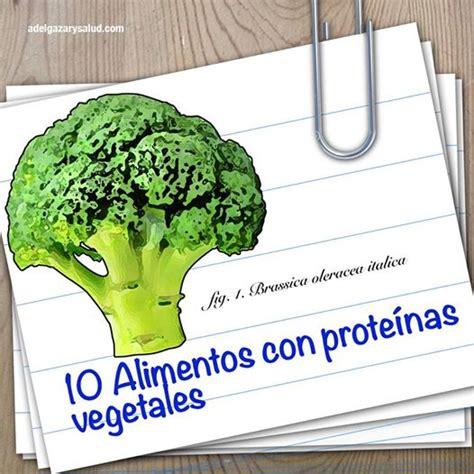 alimentos con alto contenido en proteina 10 alimentos con prote 237 nas vegetales