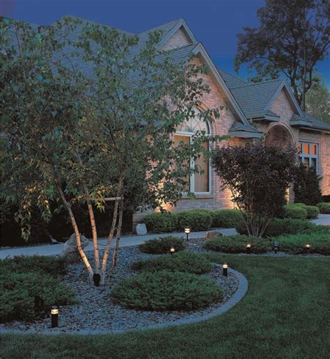 Landscape Up Lighting Uplighting Your Trees Garden Club