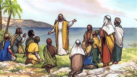 imagenes de jesus hablando con sus apostoles 87 la gran comisi 243 n de jes 250 s a sus disc 237 pulos youtube