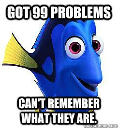 Dory Memes - you can call me sal 171 insert witty tagline here