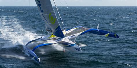 trimaran around the world round the world solo fran 231 ois gabart and the macif