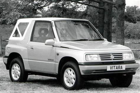 Suzuki Vitara 2000 Review Suzuki Vitara 1988 2000 Used Car Review Car Review