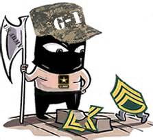 new 2012 change to army enlisted promotions