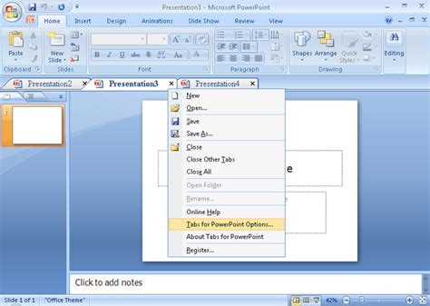 themes for windows 7 powerpoint download presentation tabs for powerpoint 64bit 8 50