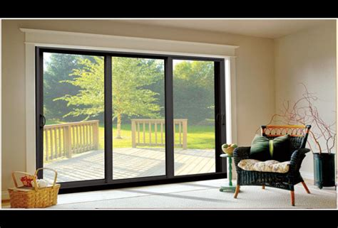 New Sliding Glass Doors Aluminum Sliding Patio Doors Outdoorlivingdecor