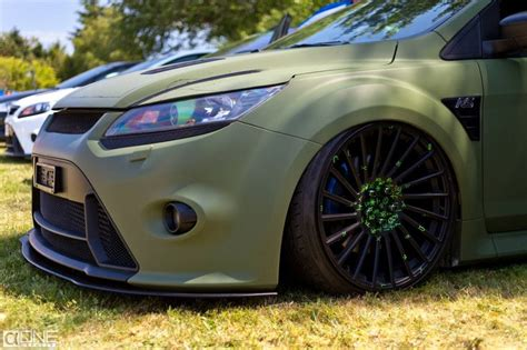 ford focus rs in army color paint tuning ford focus st tuning colors paint