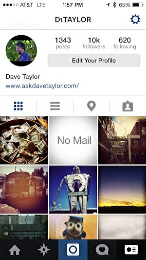 How Do I Search For On Instagram How Do I Change My Instagram Profile Photo Pic Ask Dave