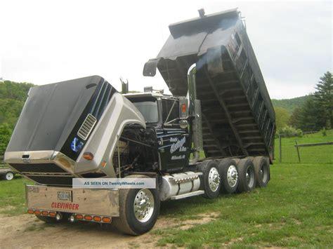 ford ltl 9000 dump truck 1986 ford ltl 9000