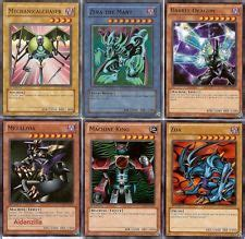 Kartu Yugioh Prior Of The Barrier Common yugioh machine deck yu gi oh ebay