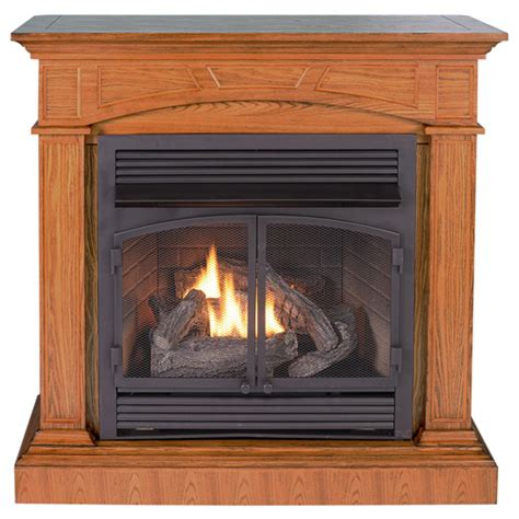Gas Fireplace Mantle by This Item Is No Longer Available