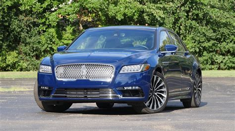 Lincoln Continental Commercial 2017 by 2017 Lincoln Continental Review Feels Like Real Luxury