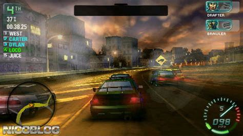 need for speed carbon apk need for speed carbon own the city iso android4store