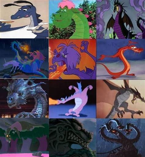 film with cartoon dragon disney dragons in movies by dramamasks22 on deviantart