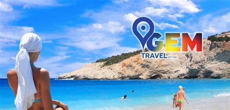 gem travel tourism agents  rhodes  kos