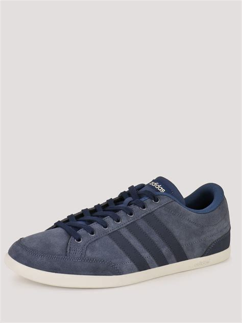 Adidas S Caflaire Sneakers buy adidas neo caflaire sneakers in suede for s