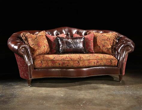 tufted back leather sofa sofa 18 high back leather 36 with