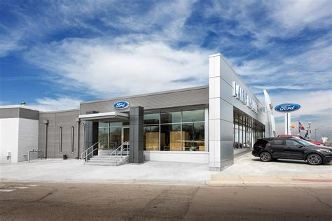 Laird Noller Ford by Htk Architects Laird Noller Ford
