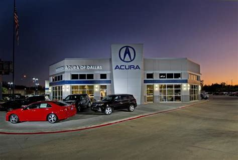 Acura Dealership Dfw Goodson Acura Dallas Tx 75219 Car Dealership And Auto