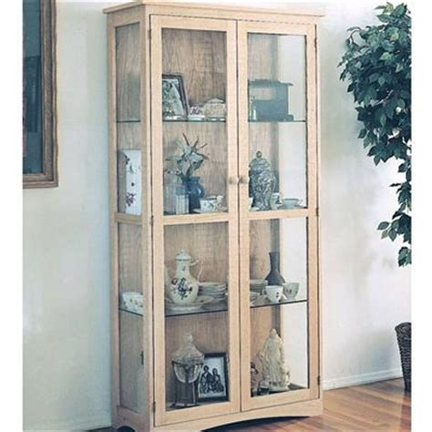 Build Your Own Curio Cabinet by 1000 Ideas About Cabinet Plans On Furniture