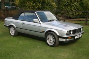 1990 Bmw E30 1990 Bmw 320i Convertible E30 Silverstone Auctions