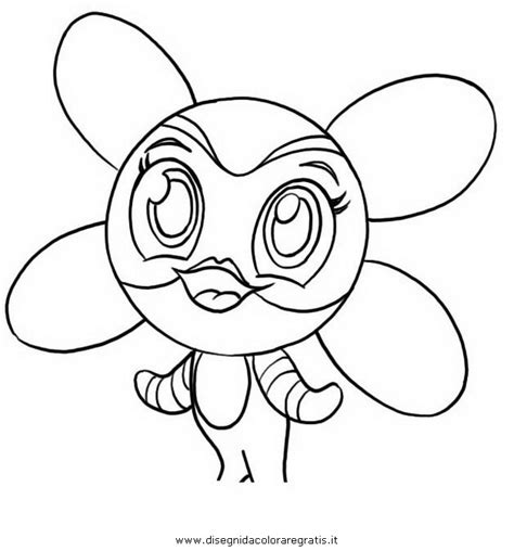 Zoobles Coloring Pages20 Coloring Kids Zoobles Coloring Pages