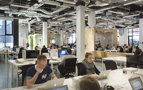 dublin office airbnb s european operations hub in dublin heneghan peng architects archdaily