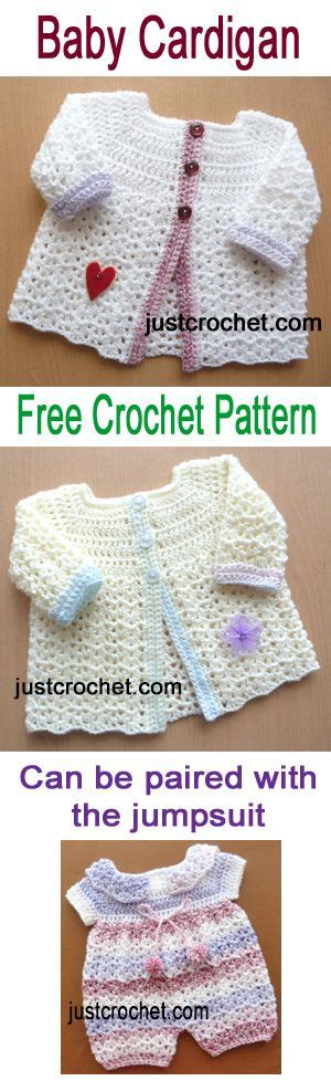 Sweater Cardigan Cotton Rajut 17 17 best images about free baby crochet patterns designed