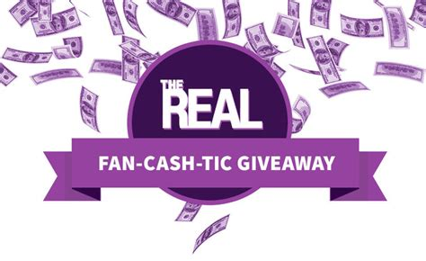 Talk Show Giveaways - we re kicking off season 3 with fan cash tic giveaways thereal com