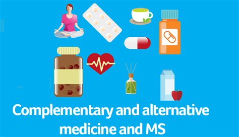8 Great Alternative Therapies by Complementary And Alternative Medicine Ms Trust