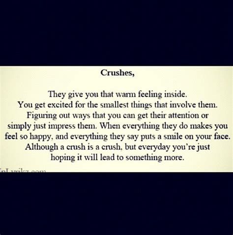 Crush Quotes Quotes About Crushing On Someone Quotesgram